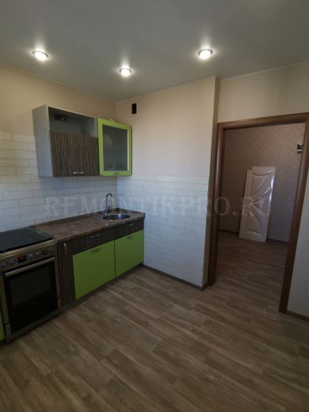 Косметический ремонт квартиры - Ангарск, 12а мик., д. 2 - фото 2