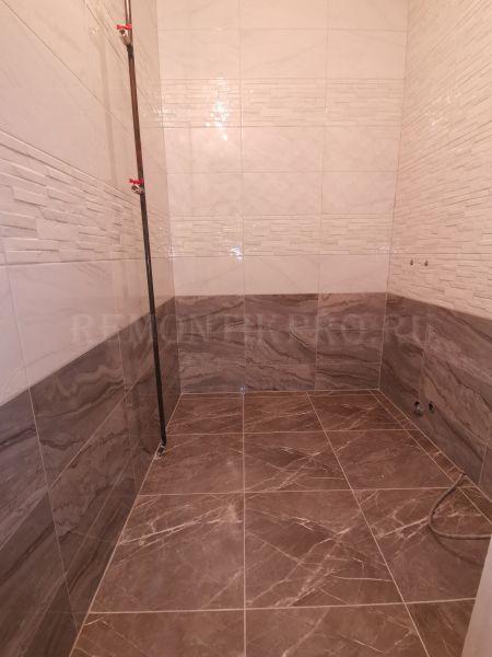 Ремонт ванной в хрущевке Ангарск 92/93 кв.,8 | Портфолио